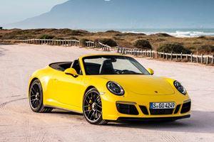 2018 Porsche 911 Carrera 4 GTS Cabriolet Review