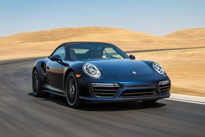 2018 Porsche 911 Turbo Cabriolet Review