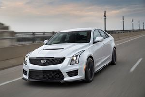 Cadillac ATS Sedan Could Be Scrapped For 2019 Model Year