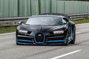 2018 Bugatti Chiron  Review