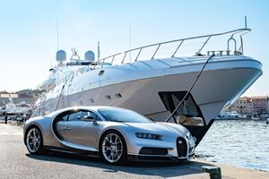 The Bugatti Chiron Will Steal The Show In The Grand Tour Episode Three