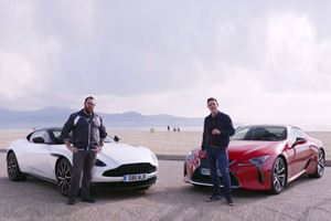 Does The Lexus LC 500 Prove The Aston Martin DB11 V8 Is Overrated?