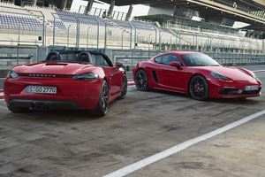 Range-Topping GTS Could Make Up Half Of All Porsche 718 Sales