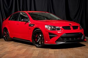 Australia's Most Badass Car Just Sold For An Insane Amount