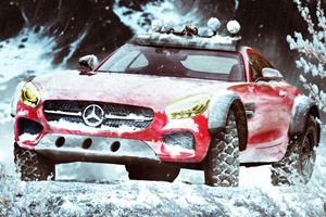 These Are The Winterized Supercars Of Our Wildest Dreams