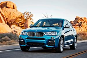 2017 BMW X4  Review