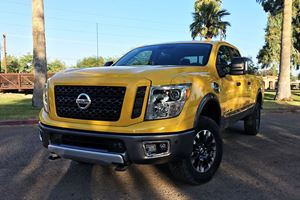 2018 Nissan Titan XD Review: Japan's Best Attempt At Winning Over America?