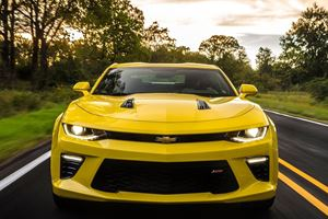 Chevrolet Camaro V8 May Get A Price Cut Because It's Too Expensive