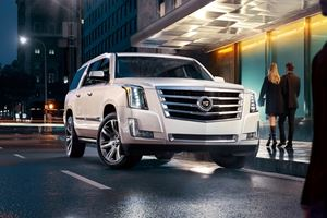 2018 Cadillac Escalade ESV Review
