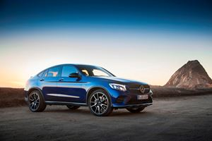 2018 Mercedes-AMG GLC 43 Coupe Review