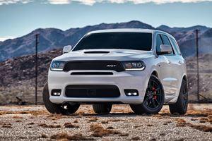 2018 Dodge Durango SRT Review