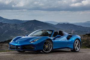 2018 Ferrari 488 Spider Review