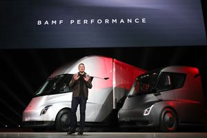 Elon Musk Claims Model Y And F-150-Sized Truck Will Follow Model 3