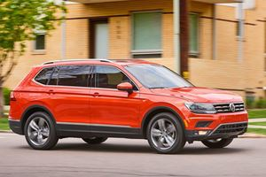 Volkswagen Will Sell Two-Row Versions Of Atlas And Tiguan