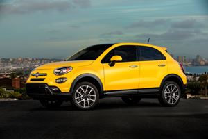 2017 Fiat 500X SUV Review