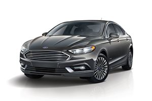 2018 Ford Fusion Hybrid Review