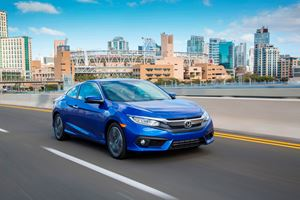 2018 Honda Civic Coupe Review