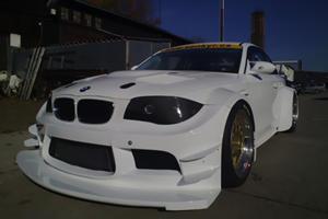 BMW 1 Series GTR by Senkyr Motorsports