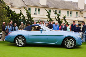 One-Off Pinifarina Hyperion Drophead Coupe