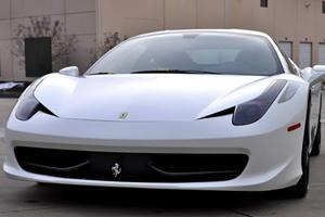 Underground Racing Releases Tuned Ferrari 458 Pictures