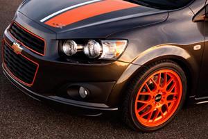 Detroit 2011: Chevrolet Sonic Z-Spec Concept