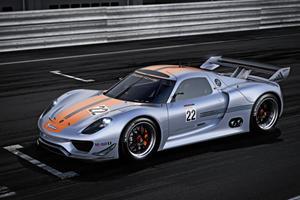 Video: Detroit 2011: Porsche Reveals 918 RSR