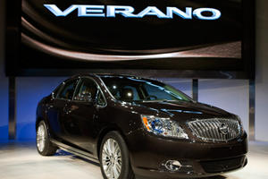 Detroit 2011: 2012 Buick Verano Has Some Real Power