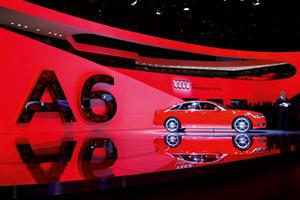 Detroit 2011: Audi A6