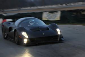 Video: Glickenhaus Ferrari P4/5 Competizione Hits the Track