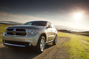 First Look: 2011 Dodge Durango