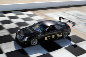 Cadillac CTS-V Coupe Racer Completes First Sebring Test