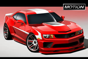 More Power: 2011 Baldwin-Motion SS and Phase III Camaros