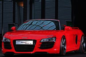 Sport Wheels Audi R8 is Still Amazing