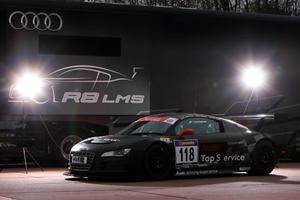 Audi Races In Australia
