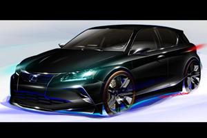 Lexus Project CT