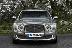 First Look: 2011 Bentley Mulsanne