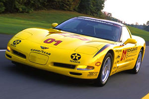 Corvette Evolution, Part 6: C5 - The Corvette that Came from Space