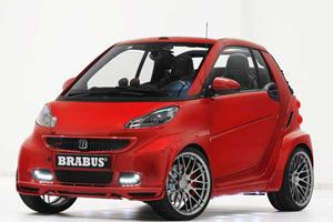 Brabus Goes for the Ultimate 120 in Geneva