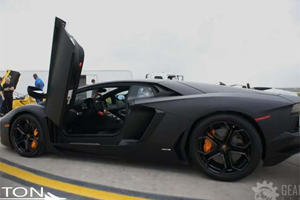 Video: Mario Williams: NFL Star and Lamborghini Aventador Owner