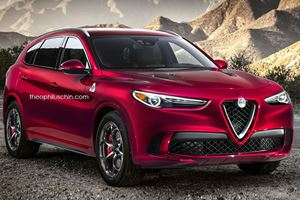 The Next Alfa Romeo Could Be A Large SUV Above The Stelvio