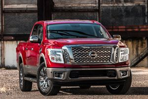 Nissan Titan Could Gain A V6 To Convince People To Actually Buy One
