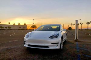 Model 3 Traveling Cross-Country Is Already Experiencing A Lot Of Glitches