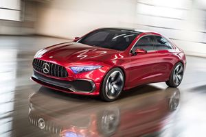 Our Precious Mercedes A-Class Could Come With 7 Gas And 4 Diesel Engines