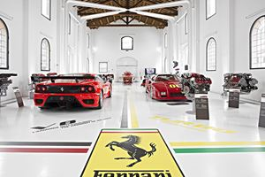 The Ferrari Museums Attracted A Record Number Of People This Year