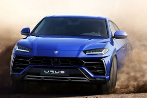 German Dealerships Already Marking Up Lamborghini Urus Prices