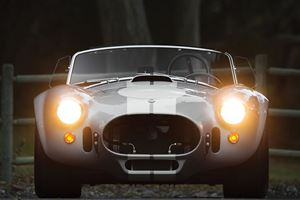 This 1966 Shelby 427 Cobra S/C Was Once The Fastest Road-Going Car Ever
