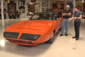 Welcome The New Year With Jay Leno And This 1970 Plymouth Superbird