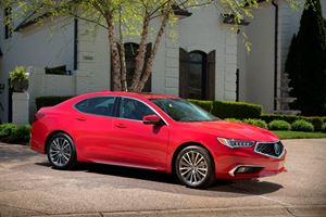 2019 Acura TLX Review