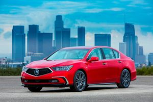 2019 Acura RLX Hybrid Review