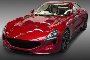 Watch The TVR Griffith Be Built Before Your Eyes The Old Fashioned Way